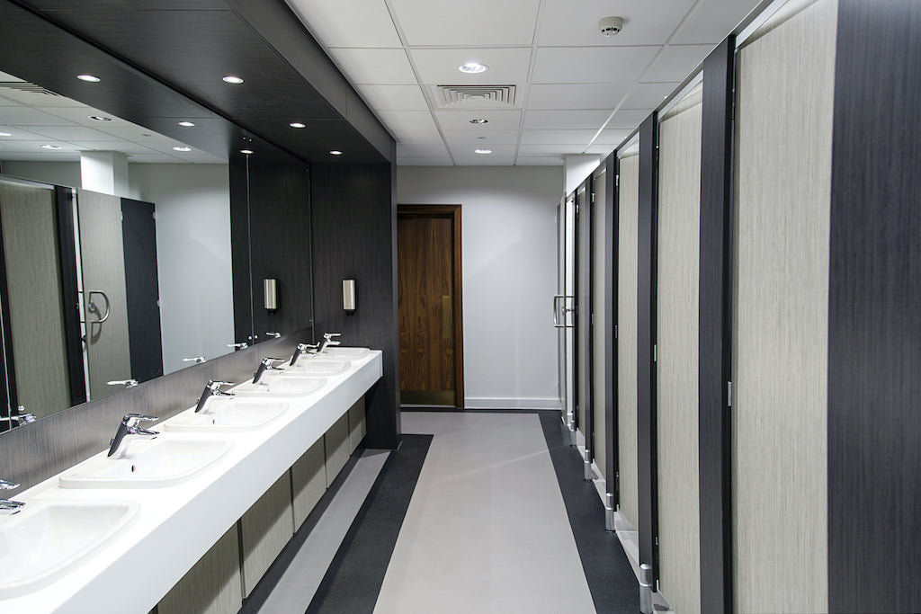 Vanity Units (up to 3000mm) manufactured in MFC