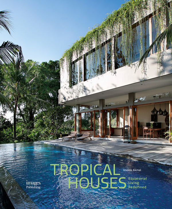 TROPICAL HOUSES - IMAJI Books
