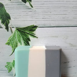 Naked Bars – INFUSED WATER COOL Soap 45gr