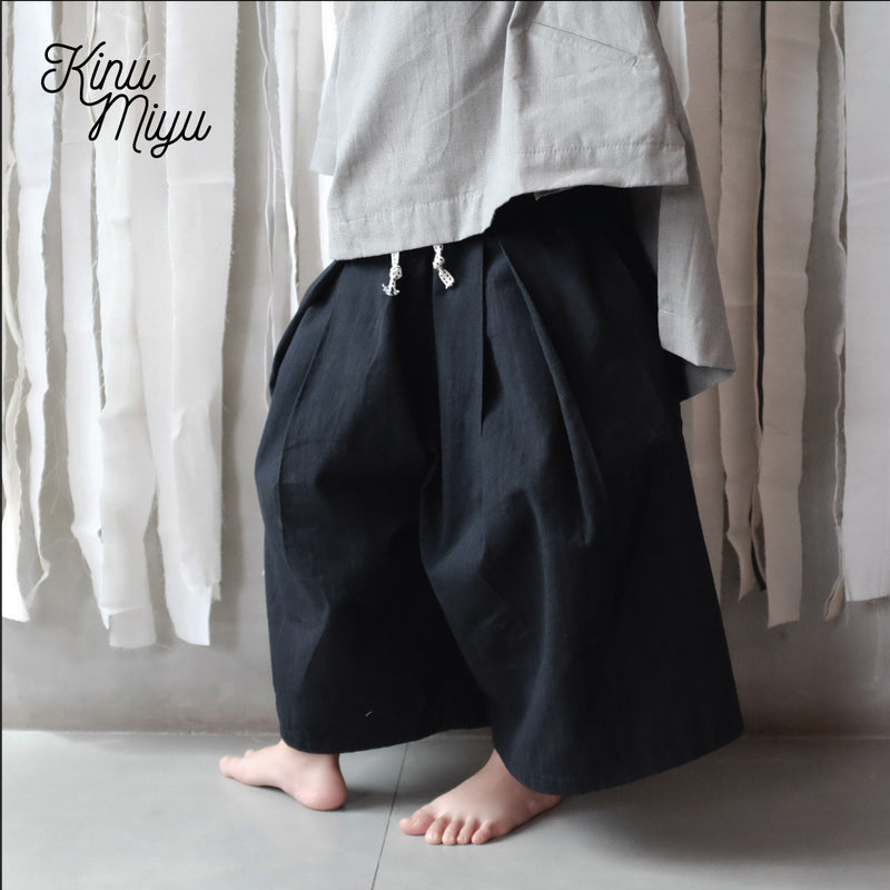 Kulot Black Bottom- Kinumiyu