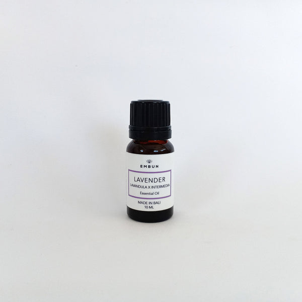Lavender Essential Oil 10ml - Embun Natural
