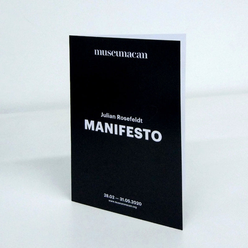 Manifesto All Current Art Is Fake Magnet