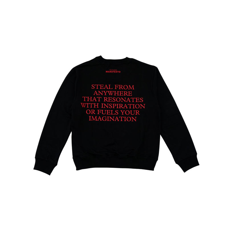 Manifesto Nothing Is Original Sweater