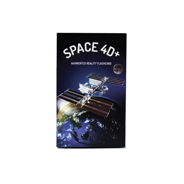 Space Card 4D - Octagon