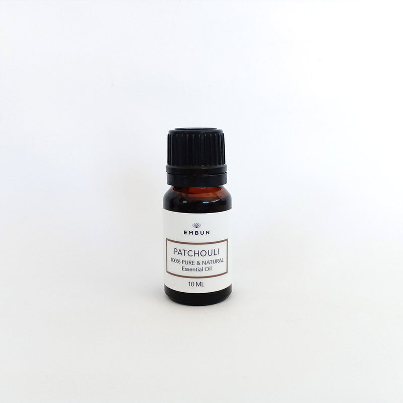 Patchouli Essential Oil 10ml - Embun Natural