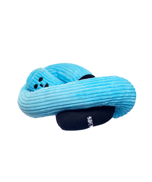 Friendly Door Snake Toy Blue - Third Drawer Down
