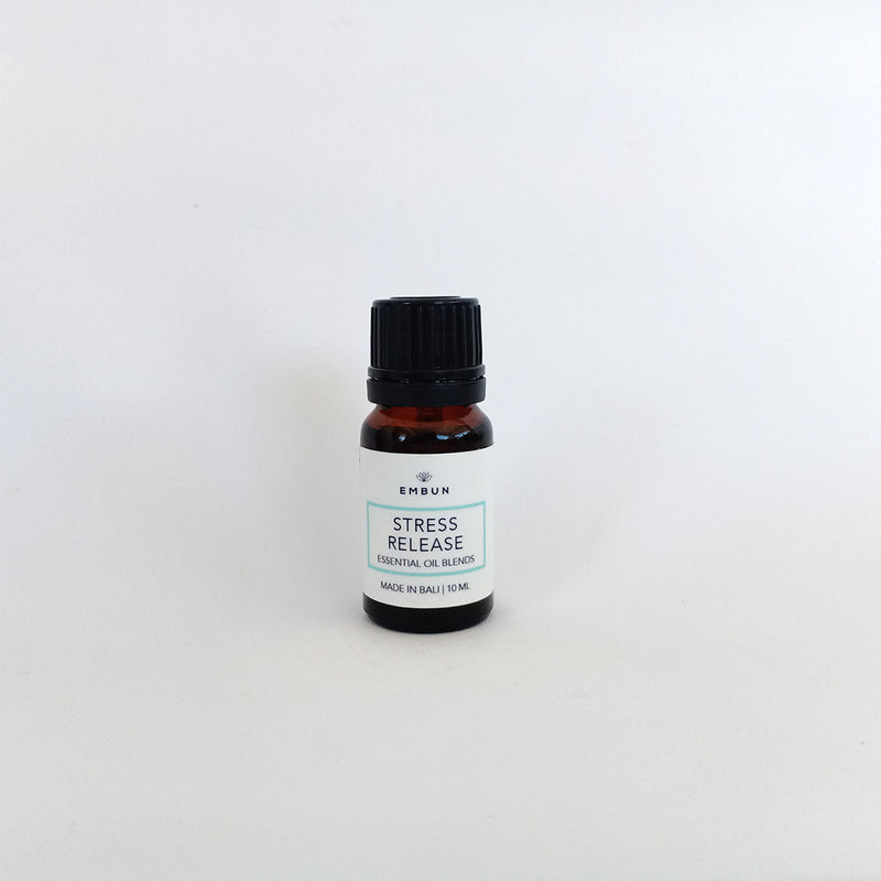 Stress Release Oil Blends 10ml - Embun Natural