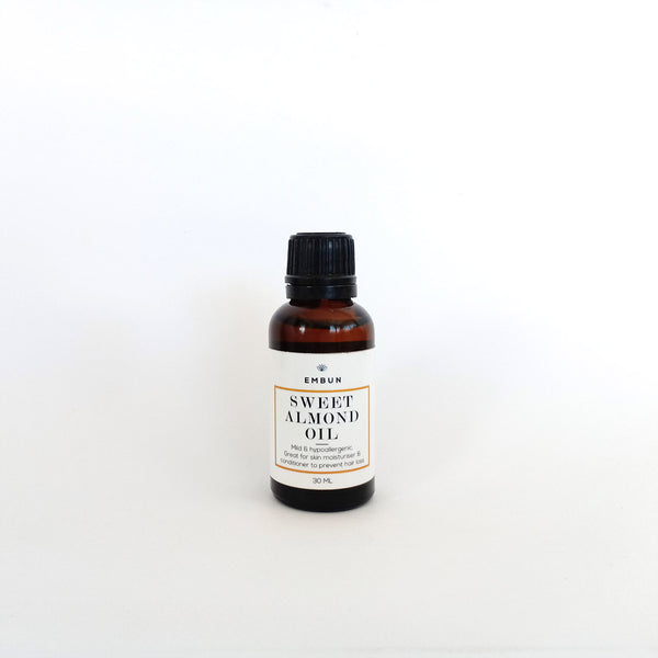 Sweet Almond Oil 30ml - Embun Natural