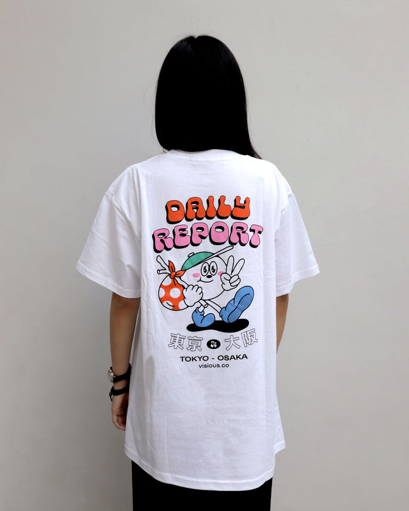 Tshirt Vogabond Color - Daily Report