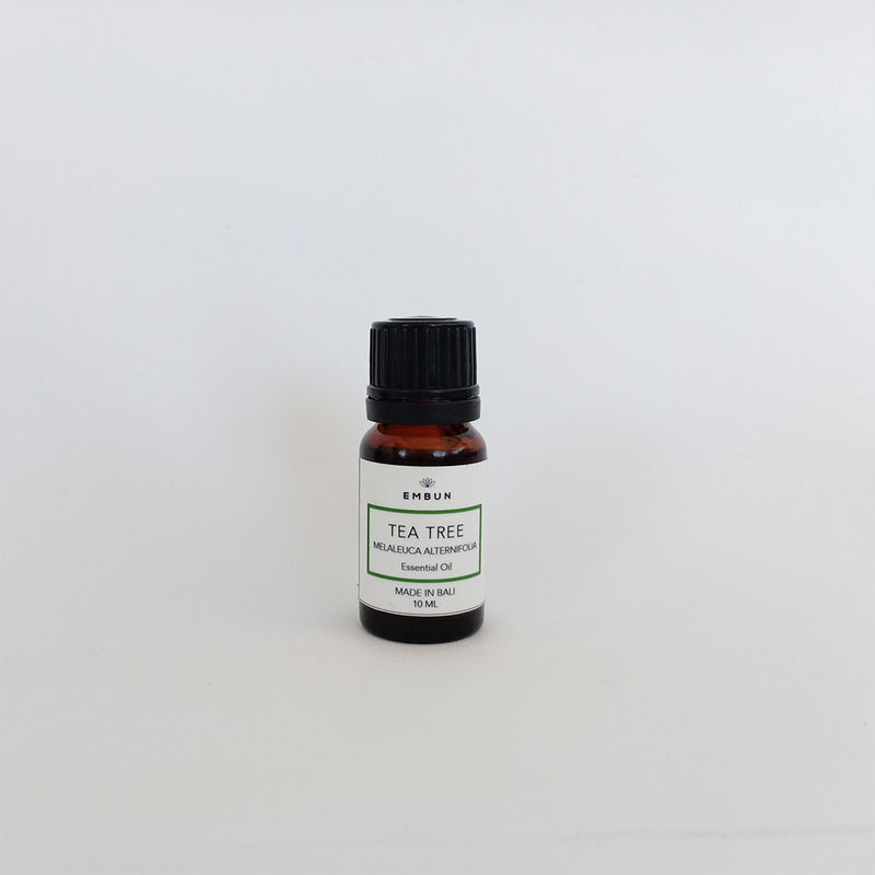 Tea Tree Essential Oil 10ml - Embun Natural