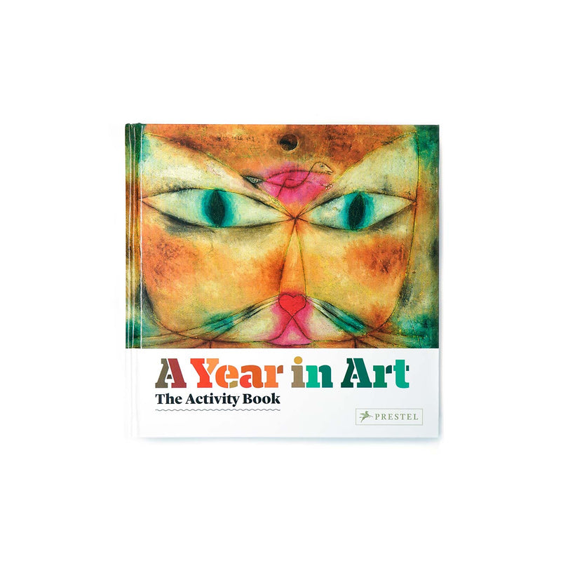Year In Art, Activity Book (Revised Edition)