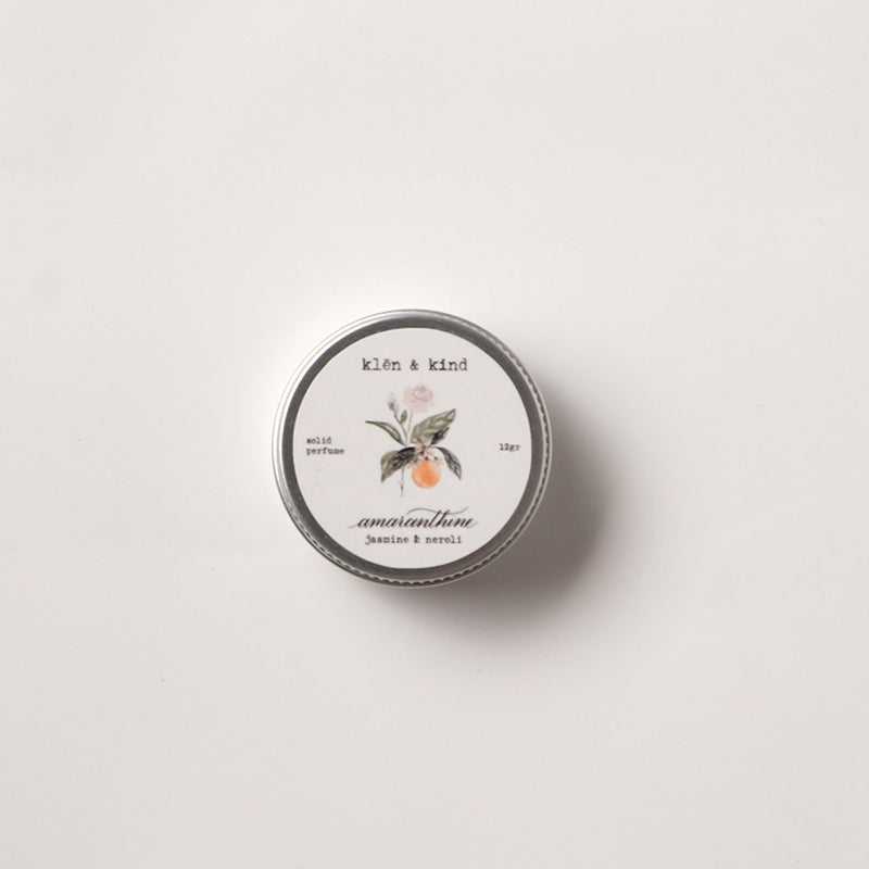 Amaranthine Solid Perfume - Klen and Kind