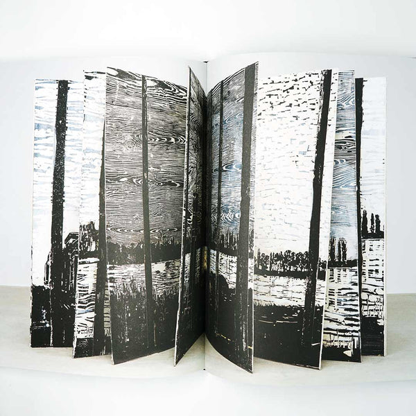 Anselm Kiefer The Woodcut