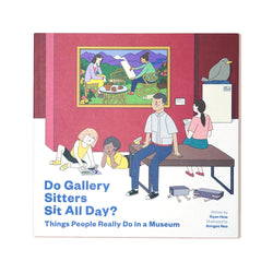 Do Gallery Sitters Sit All Day? Things People Really Do In A Museum