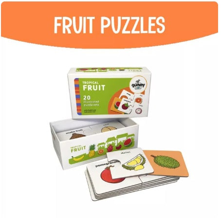 Fruit Puzzles – GUMMY BOX
