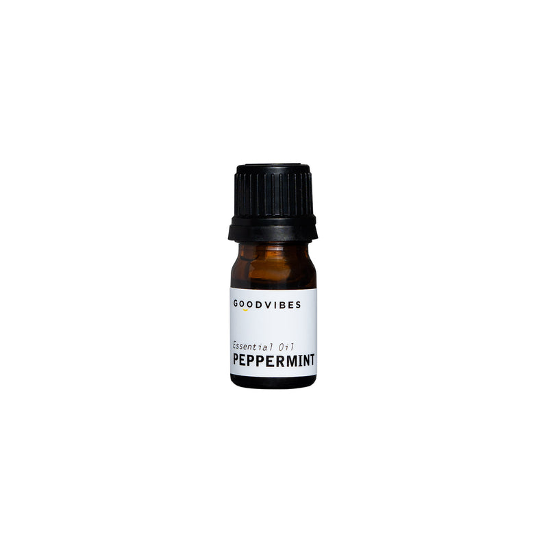 GoodVibes Peppermint Essential Oil 5ml