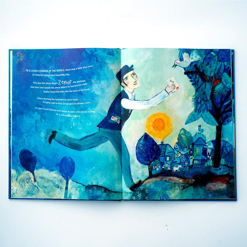Journey On A Cloud : A Children's Book Inspired By Marc Chagall