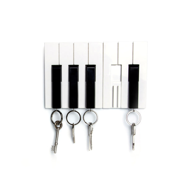 Key Piano Whistle Key Holder – Qualy