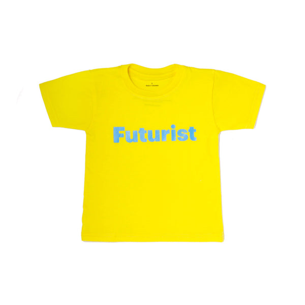 Futurist Kids Yellow (BUY 2 GET 3)