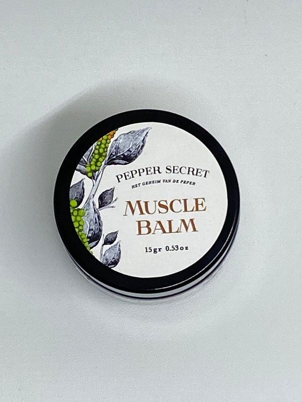 Muscle Balm 15gr - Pepper Secret