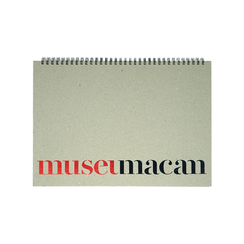 Museum MACAN Sketchbook