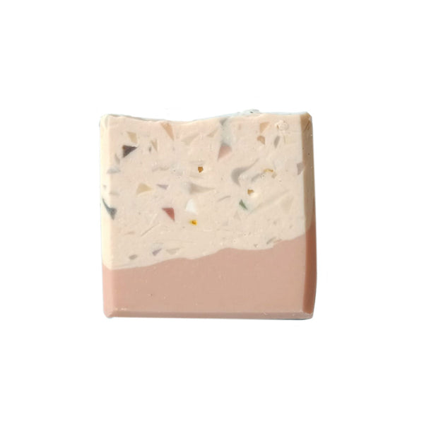 Naked Bars – Goat Milk Peaches and Cream Soap 45gr
