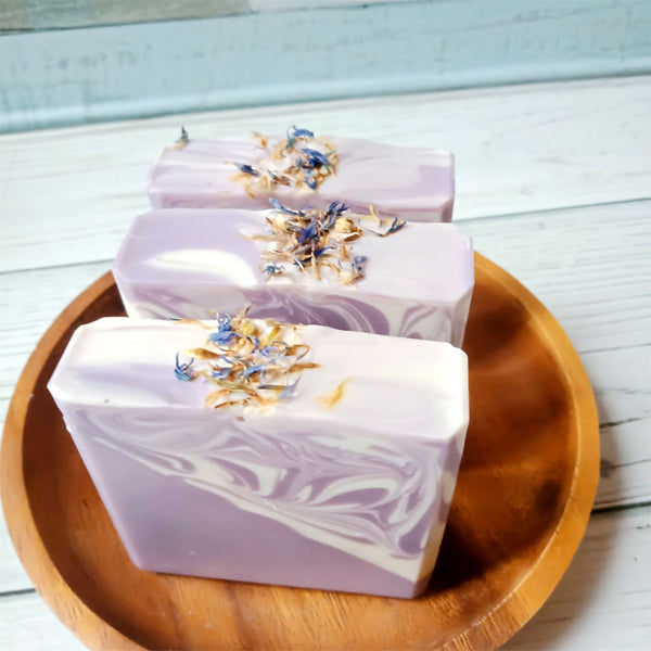 Naked Bars – Infused Water Lavender Soap 45gr