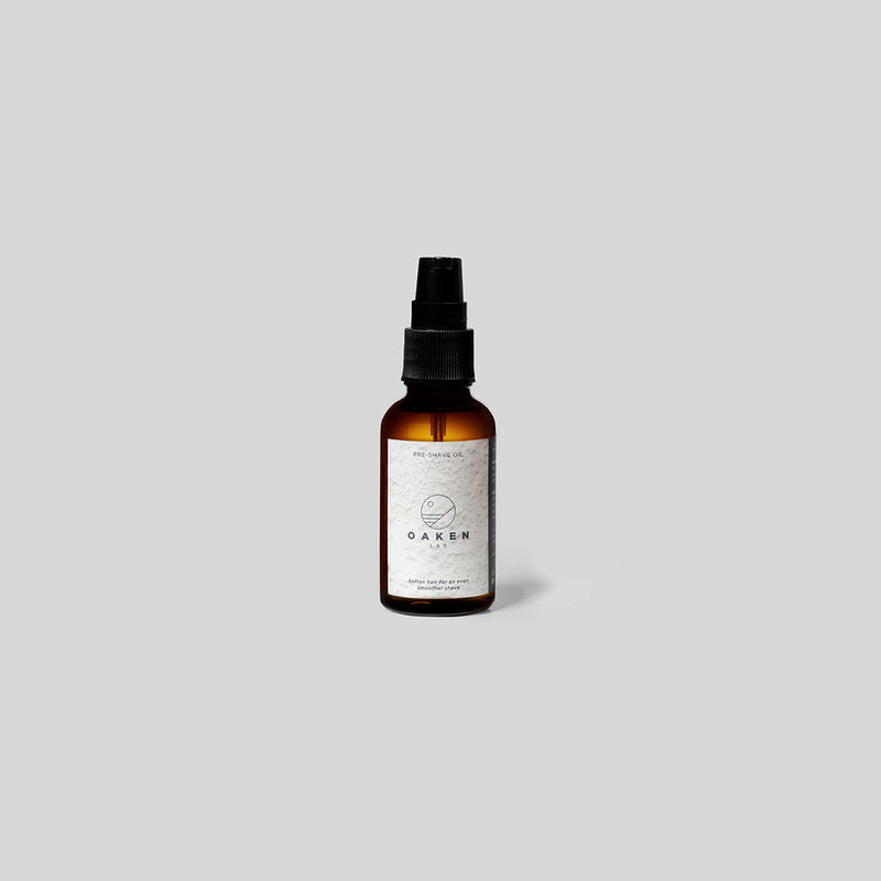 Oaken Lab – Pre-shave Oil 30ml
