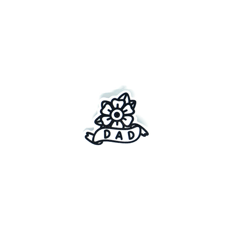 Dad Acrylic Pin – Pantainanas