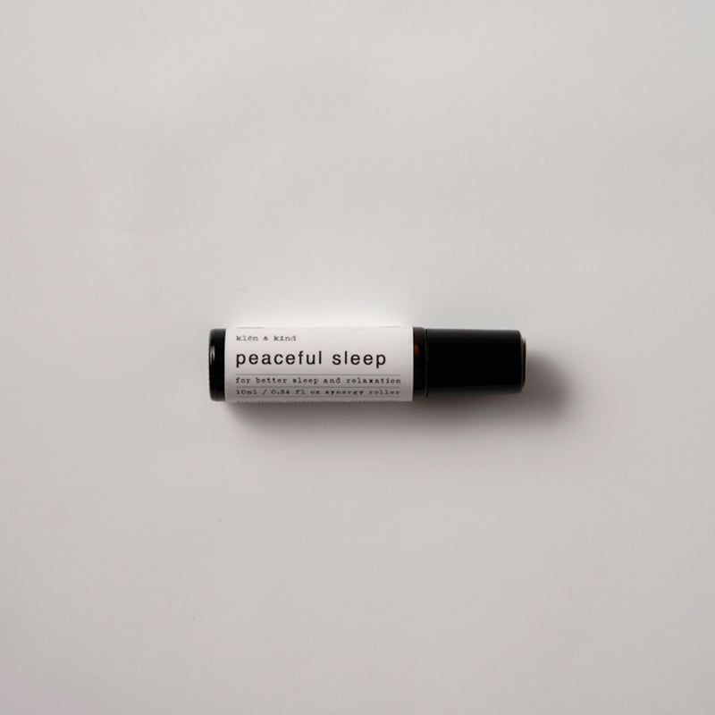 Peaceful Sleep Roller - Klen and Kind