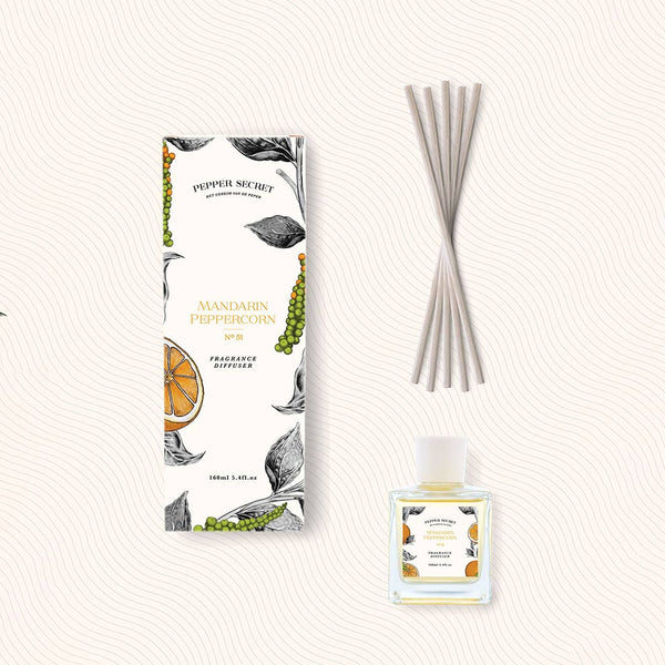 Fragrance Diffuser - Pepper Secret