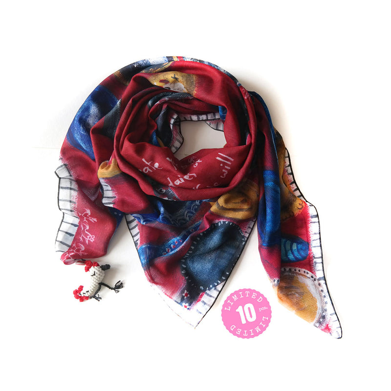The Spoons Scarf – Rezaolit