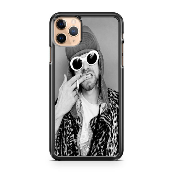 Kurt Donald Cobain Nirvana 27 Rock iPhone 11 Pro Max Case Cover