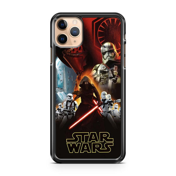 Kylo Ren Force Star Wars iPhone 11 Pro Max Case Cover
