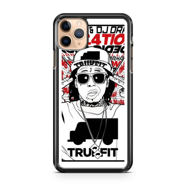 Lil Wayne Dedication iPhone 11 Pro Max Case Cover