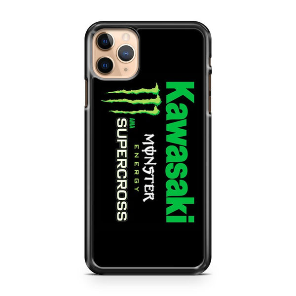 Kawasaki Monster Ama Supercross iPhone 11 Pro Max Case Cover