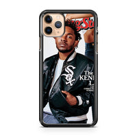 Kendrick Lamar Rolling Stones Cover iPhone 11 Pro Max Case Cover