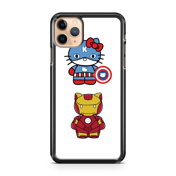 Kitty Avenge iPhone 11 Pro Max Case Cover