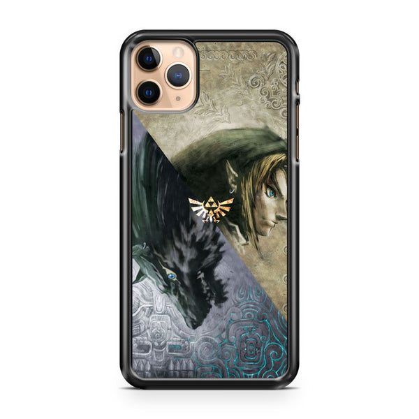 Legend Of Zelda And Wolf iPhone 11 Pro Max Case Cover
