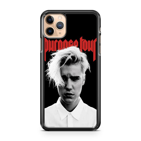 Justin Bieber Purpose 3 iPhone 11 Pro Max Case Cover