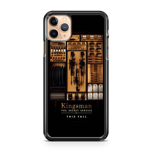 Kingsman The Secret Service This Fall iPhone 11 Pro Max Case Cover