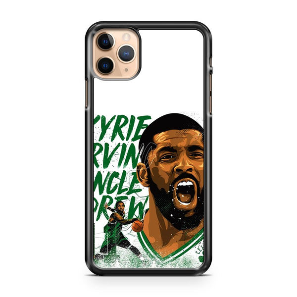 Kyrie Irving Boston Celtics Art iPhone 11 Pro Max Case Cover