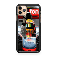 Lewis Hamilton Mclaren iPhone 11 Pro Max Case Cover