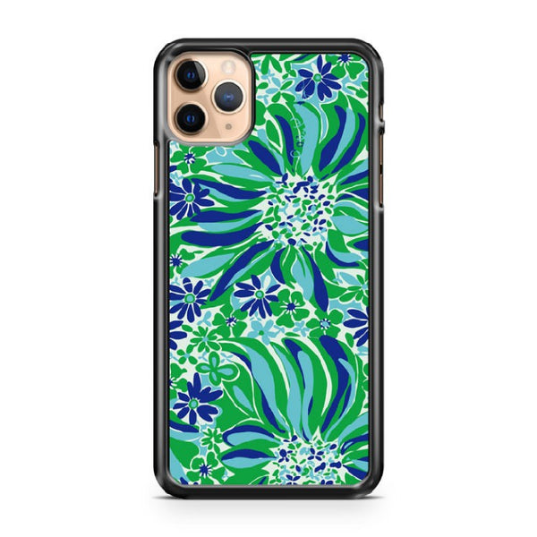 Lilly Pulitzer Flowey iPhone 11 Pro Max Case Cover