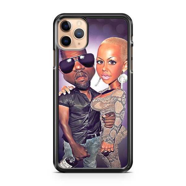 Kanye And Amber iPhone 11 Pro Max Case Cover