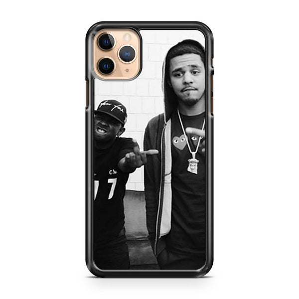 Kendrick Lamar J Cole Reminiscing iPhone 11 Pro Max Case Cover