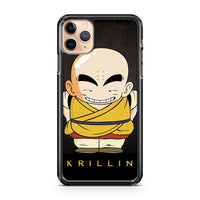 Krillin Dragon Ball Z iPhone 11 Pro Max Case Cover