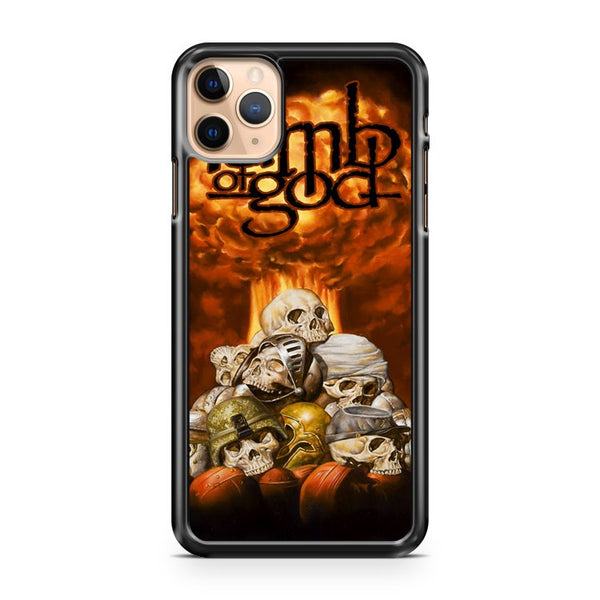 Lamb Of God Skull iPhone 11 Pro Max Case Cover
