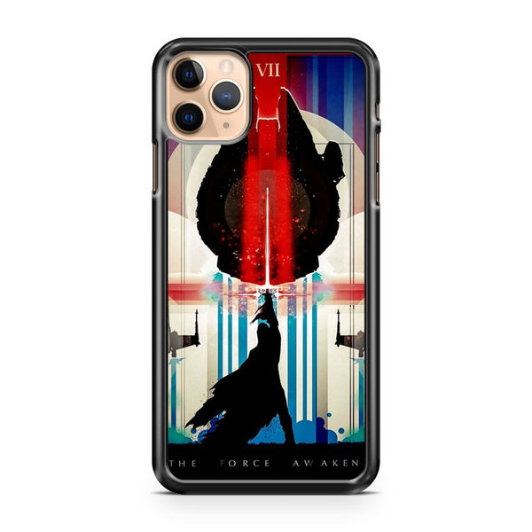 Legion Of Potatoes Star Wars The Force Awakens iPhone 11 Pro Max Case Cover
