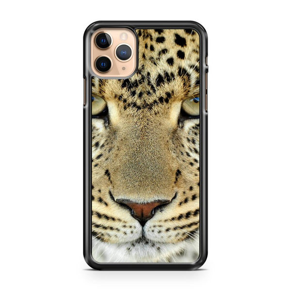 Leopard Face iPhone 11 Pro Max Case Cover